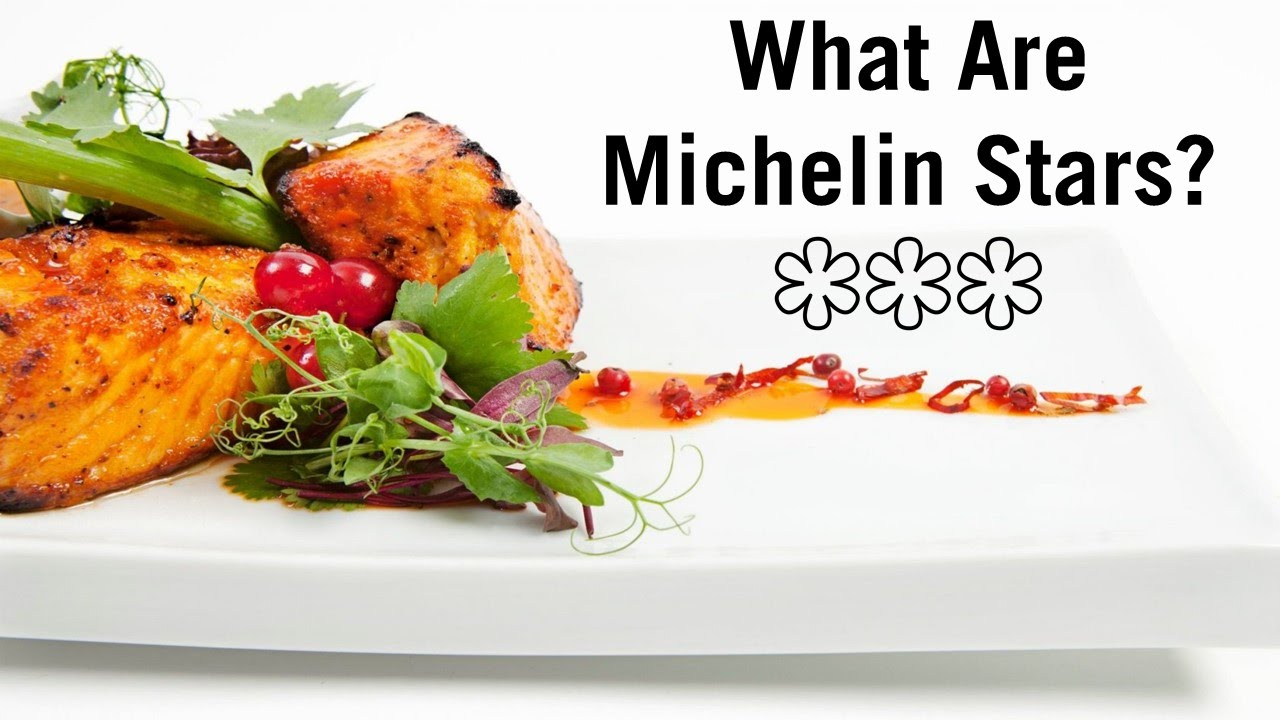 「《米其林指南》大揭密」- What Are Michelin Stars?