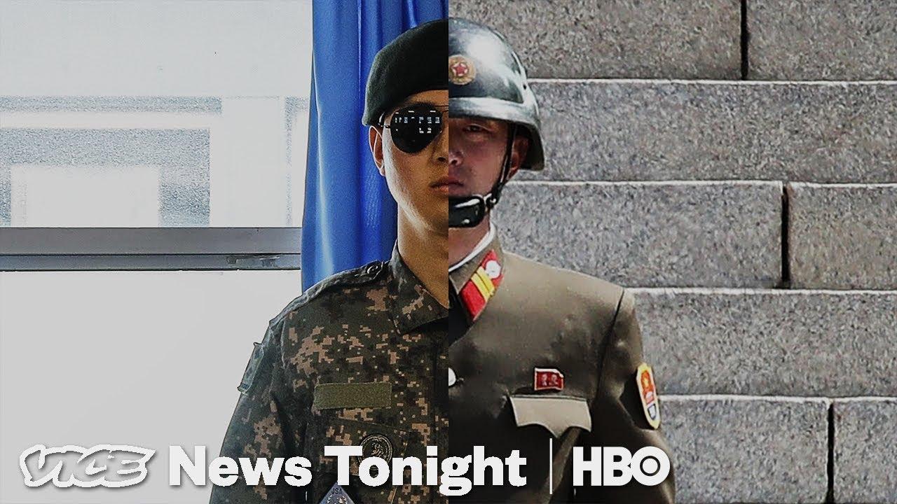 「金正恩是否有可能終結 68 年的南北戰爭?」- Kim Jong Un Could Eventually End North Korea's 68-Year War with South Korea