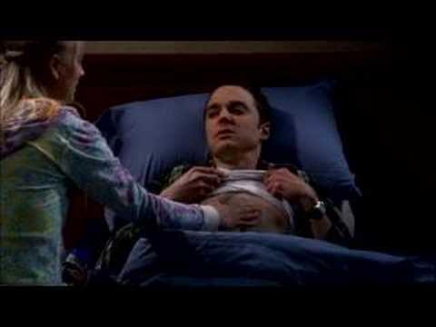 「《生活大爆炸》經典爆笑片段!Sheldon 竟然要 Penny 幫他...」- The Big Bang Theory - Soft Kitty