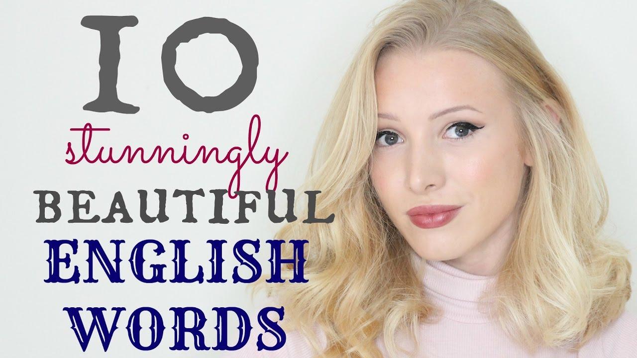 這十個超美的英文單字,你聽過幾個?