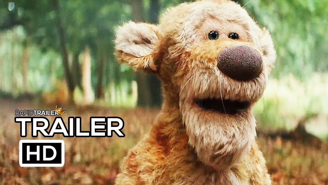 「重溫童年舊夢:《摯友維尼》感動上映」- Christopher Robin Official Trailer