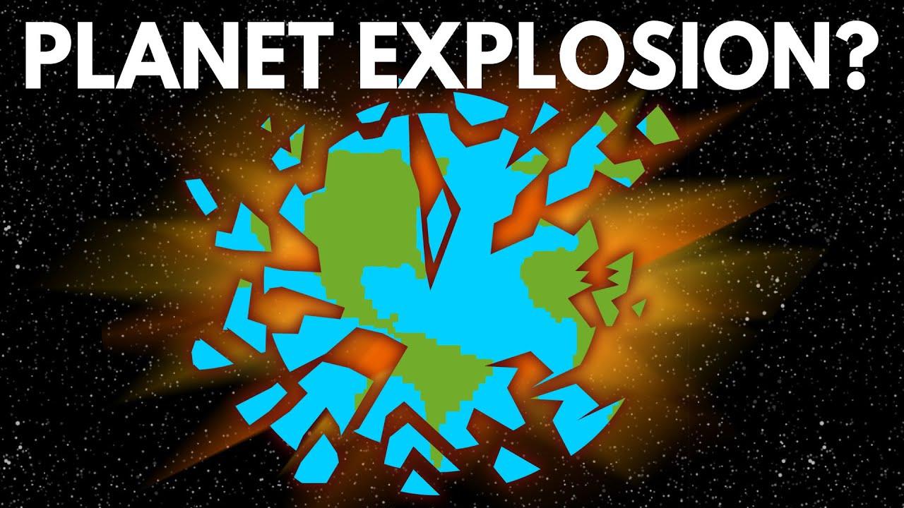 地球怎麼樣才會爆炸?!