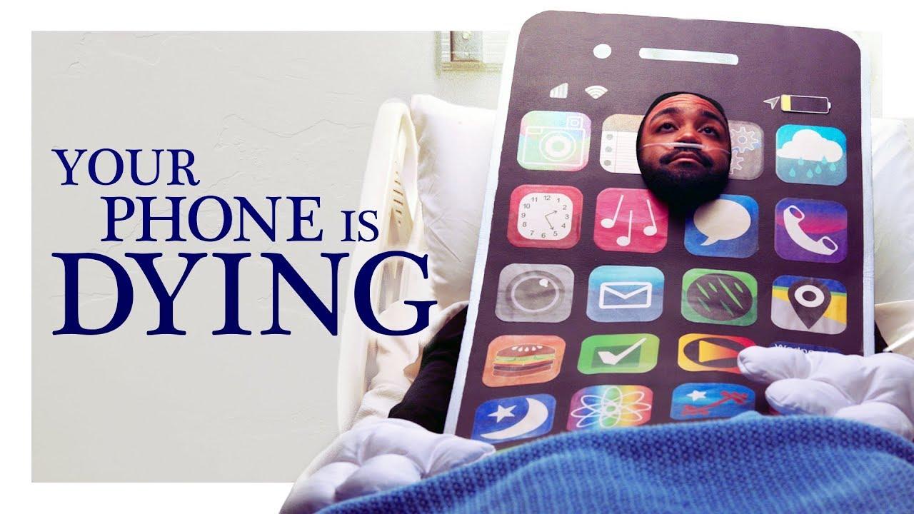 「怎麼辦!手機要掛掉了!」- Your Phone Is Dying