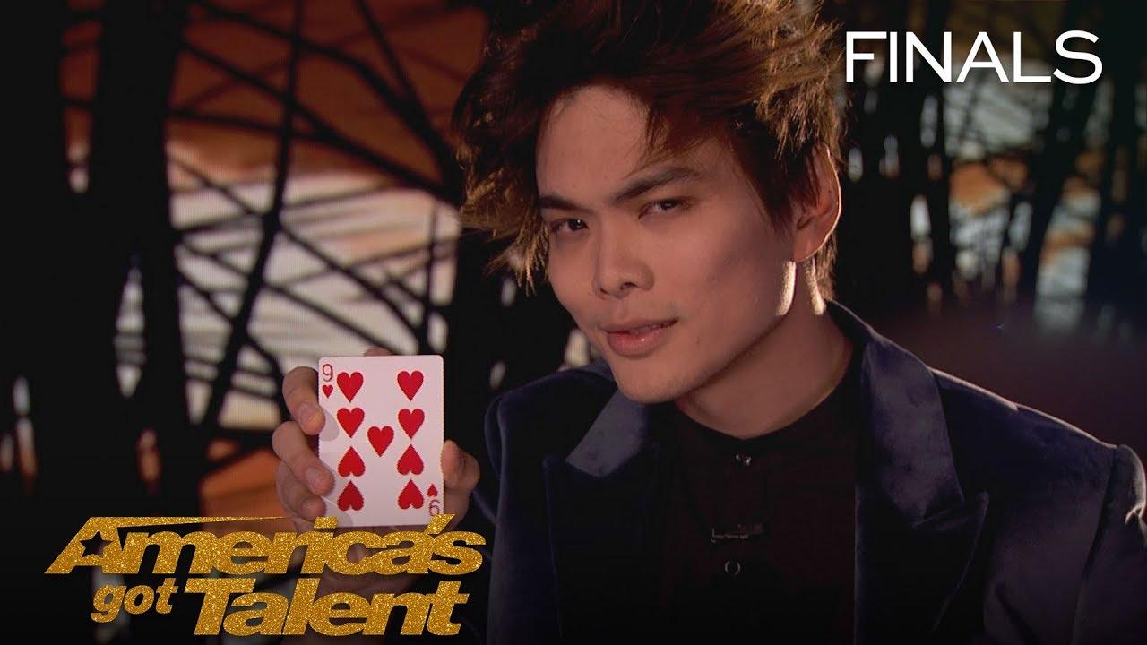 「《美國達人秀》Shin Lim 冠軍場魔術表演,絕對讓你看到下巴掉下來」- Shin Lim: Magician Performs Jaw-Dropping, Unbelievable Card Magic
