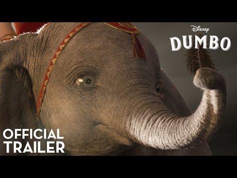 【官方預告】《小飛象》真人版電影!每一幕都是童年啊!