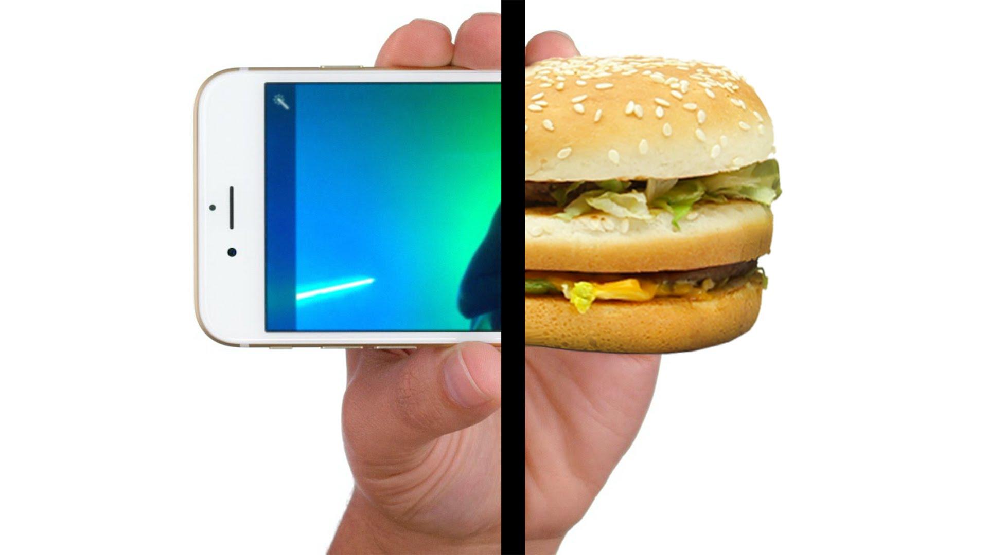 如果麥當勞廣告做得跟蘋果廣告一樣...