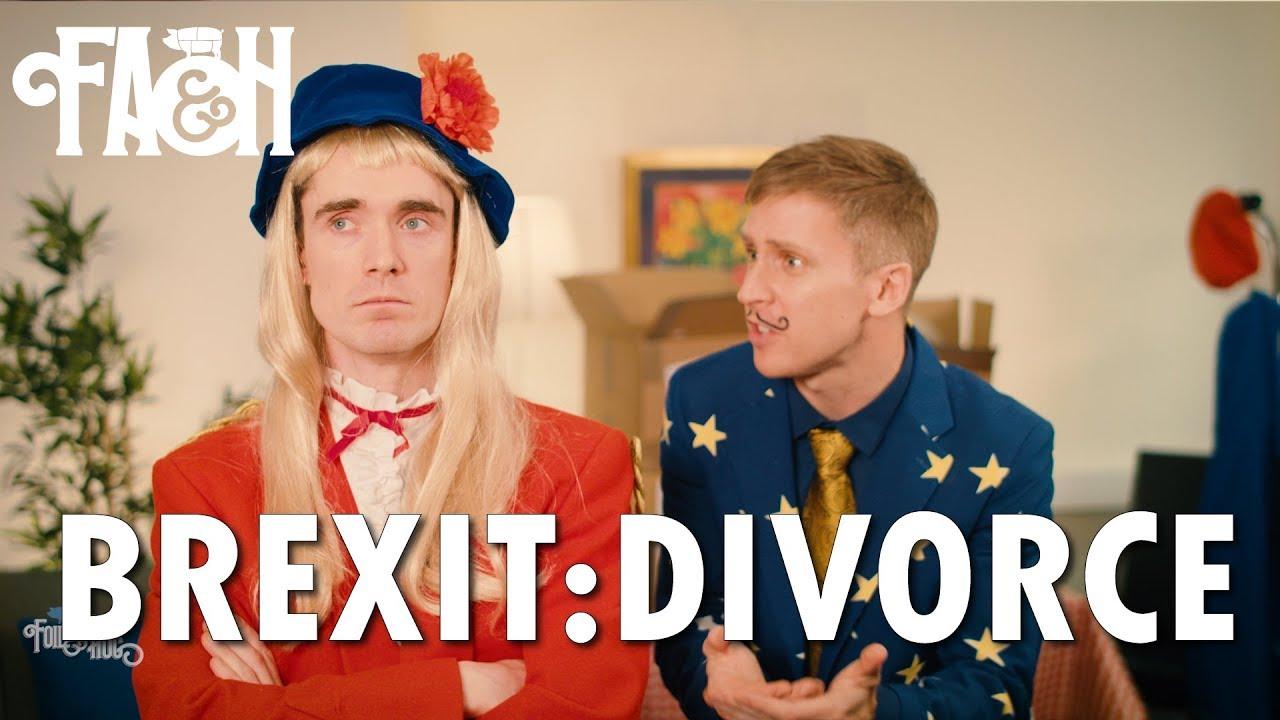 【搞笑情境劇】英國要跟歐盟分手啦!