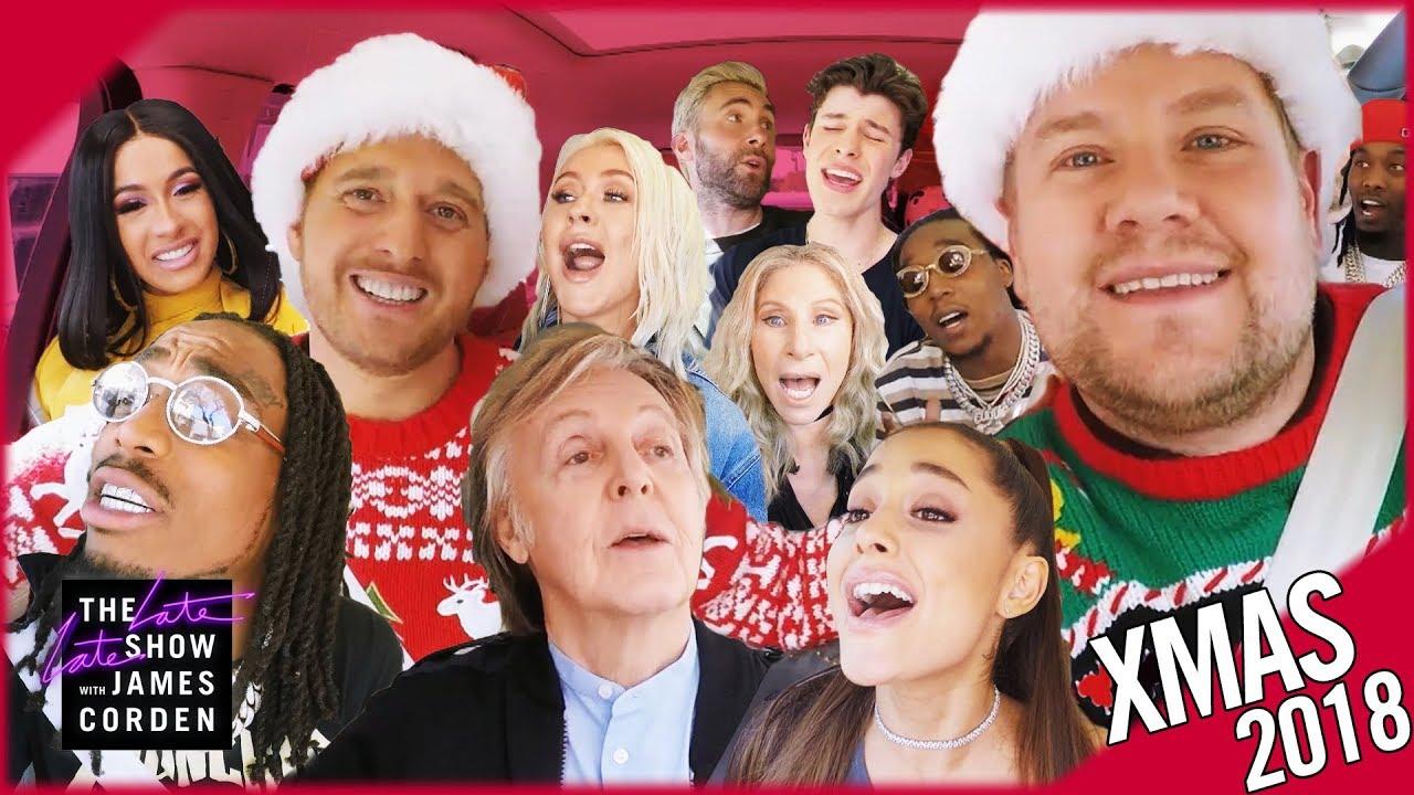 【大明星卡拉 OK】大明星唱聖誕歌陪你過聖誕!