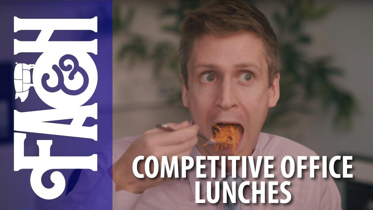 【搞笑情境劇】辦公室的午餐戰爭