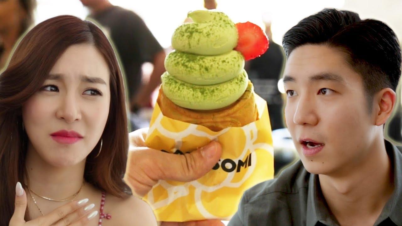 少女時代 Tiffany 帶你去吃洛杉磯最好吃的冰淇淋!