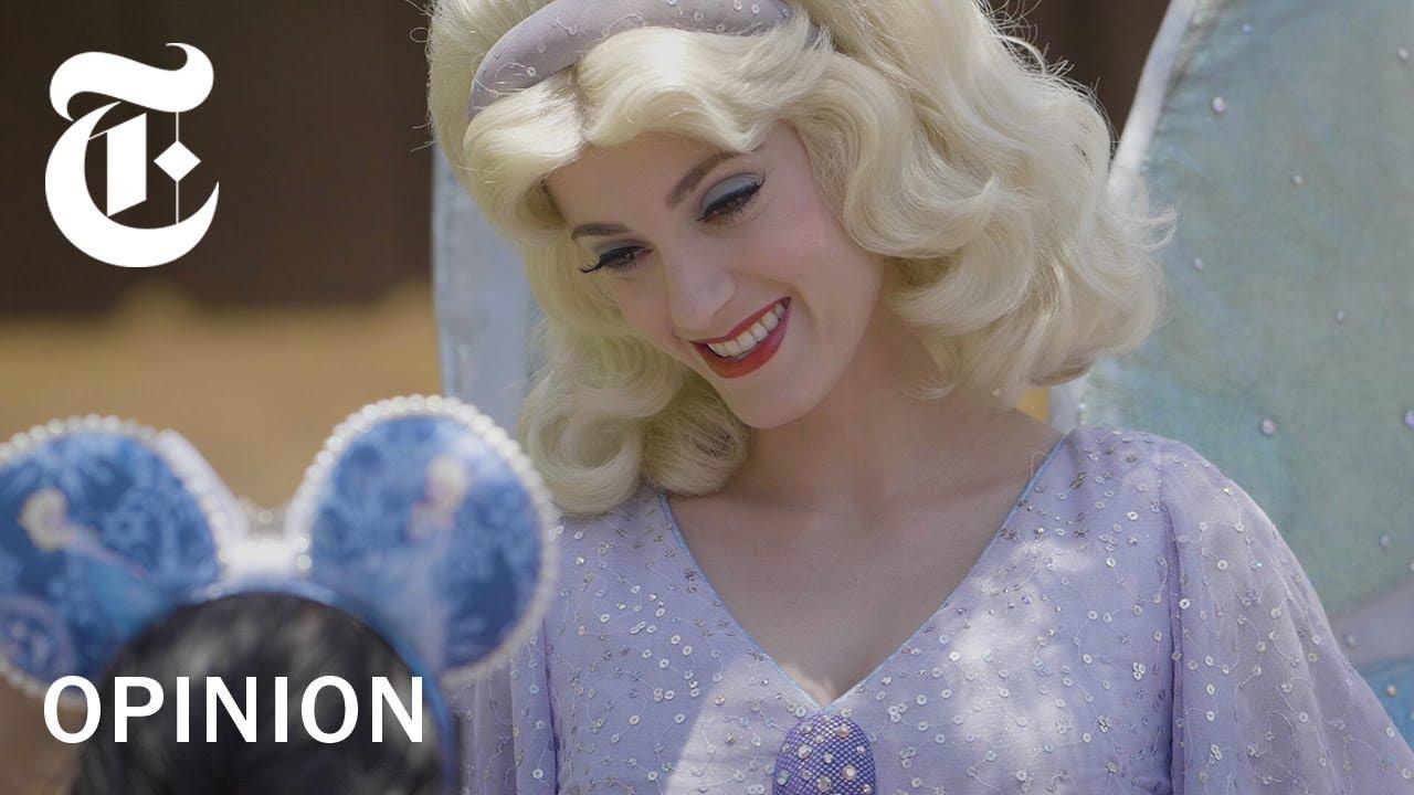迪士尼樂園充滿歡樂夢想,但員工的薪水也很夢幻嗎?