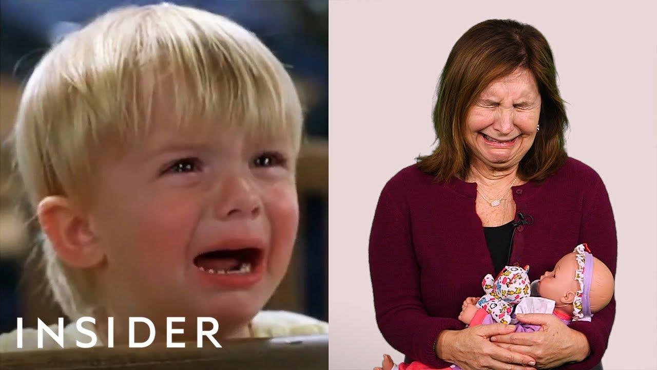 拍電影時,該怎麼讓小寶寶一秒落淚?