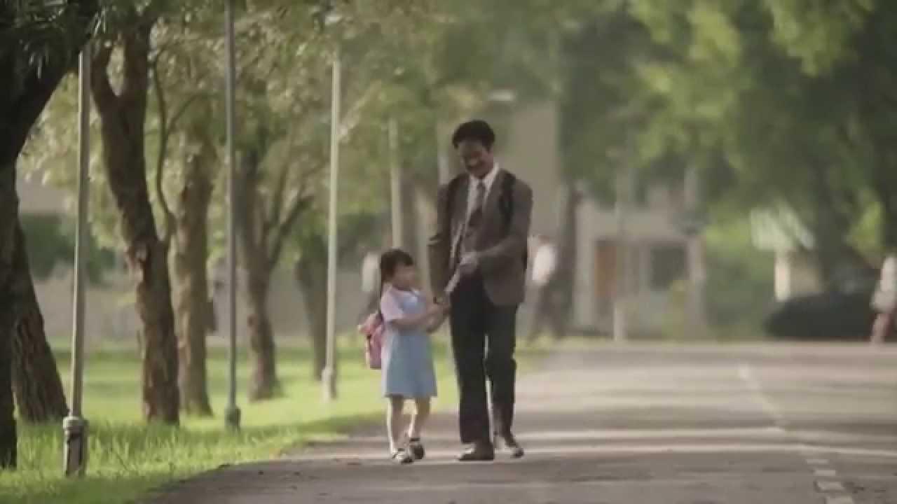 【我的爸爸是騙子】泰國暖心廣告,讓百萬網友哭了