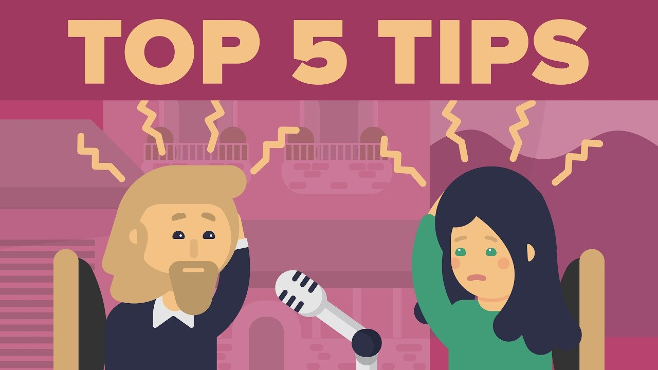 拒當冷場王!五個技巧讓你再也不會找不到話題!