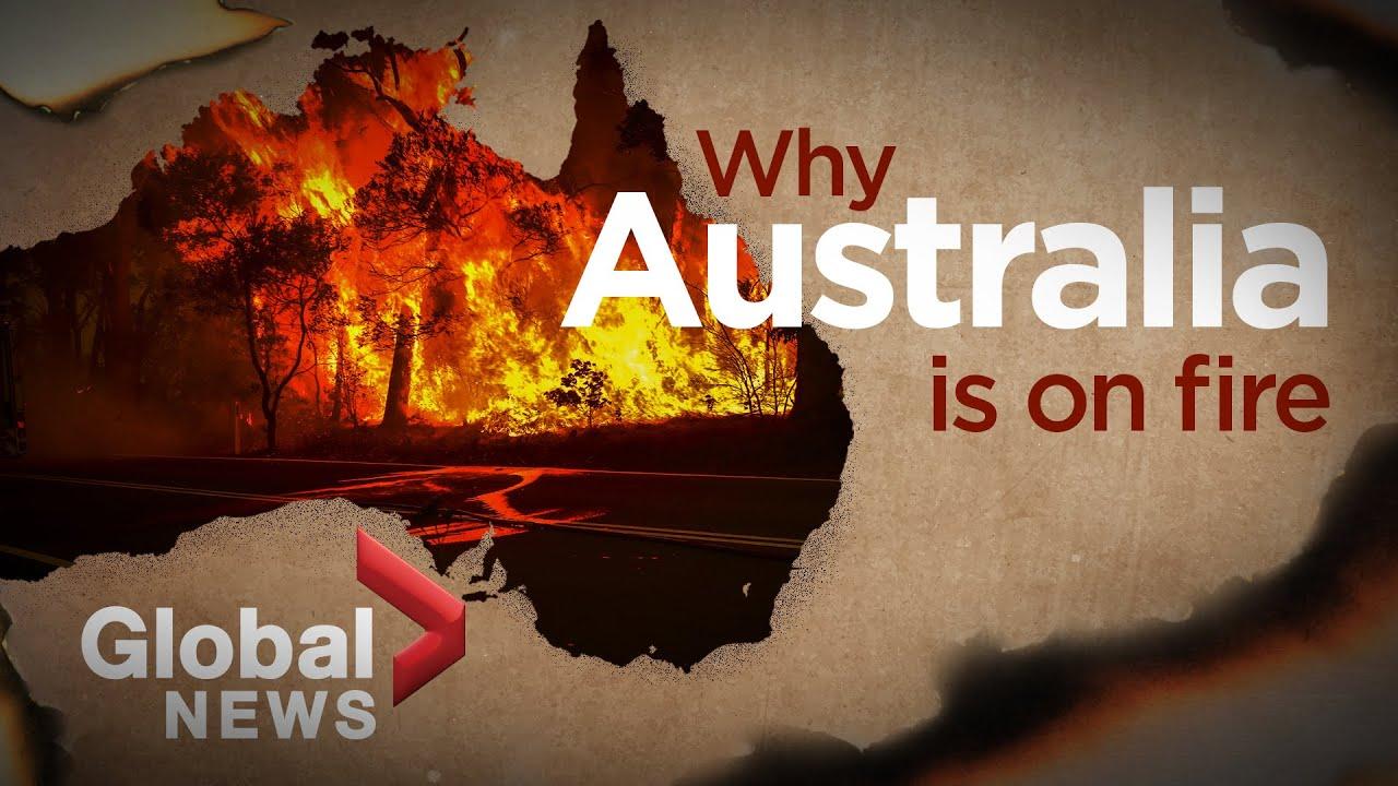 澳洲大火是怎麼發生的?