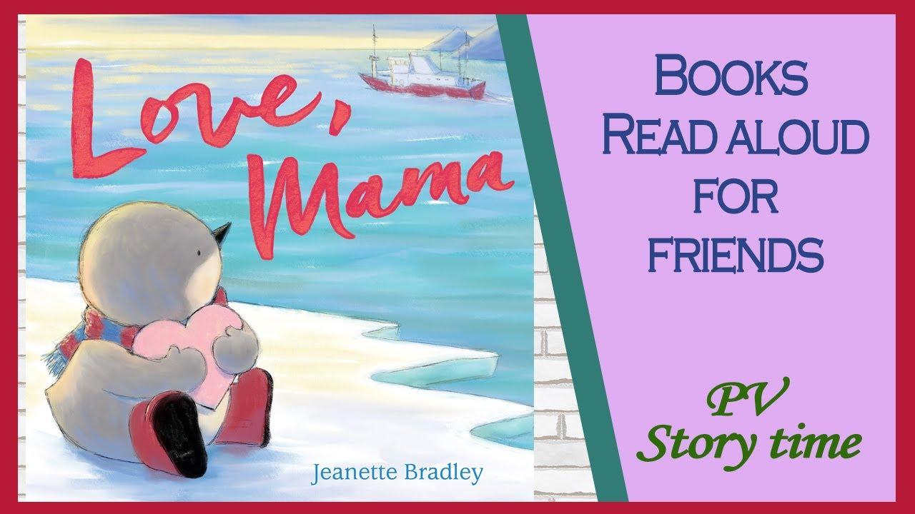 溫暖童書朗讀--《愛你的媽媽》
