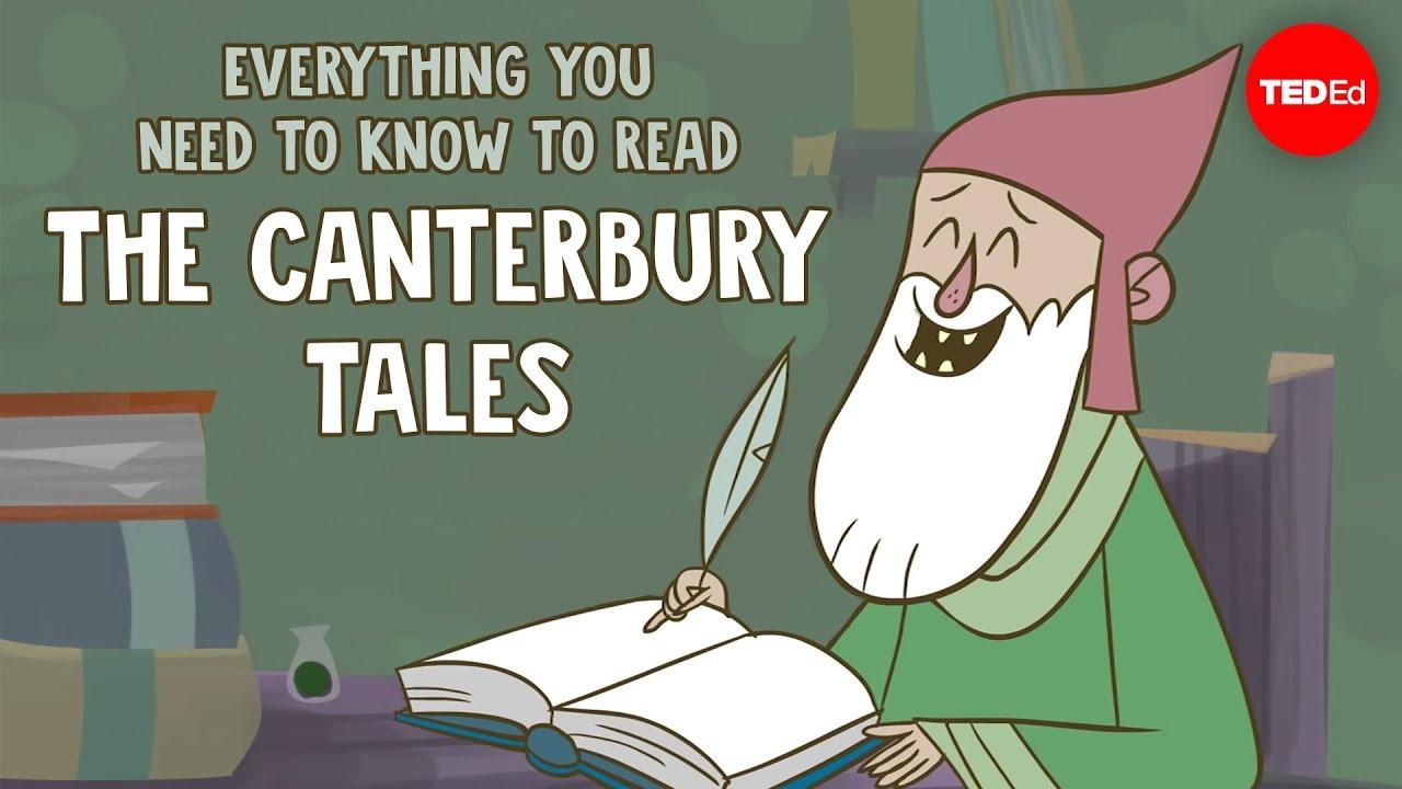 英國中古時期的八點檔--《坎特伯里故事集》